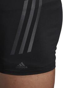 adidas Pro 3 Stripes Badebukser Herrer, blackcarbon